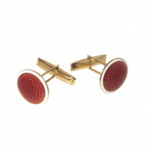 18ct Gold Vintage Cufflinks