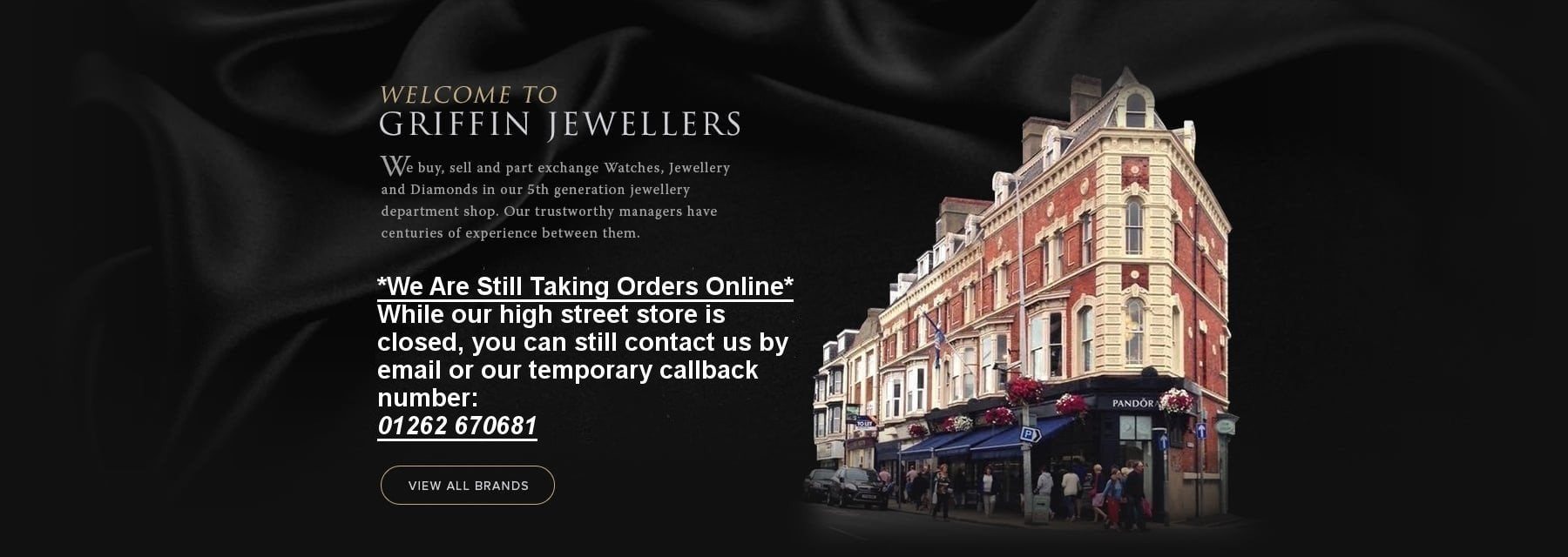 Welcome To Griffin Jewellers