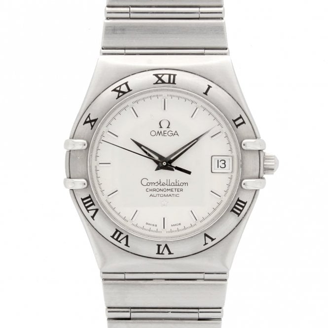 Omega Gents Constellation Chronometer 15023000