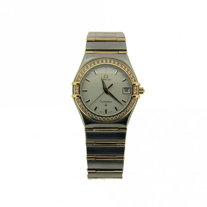 Omega Gents Constellation Date 1271.30.00