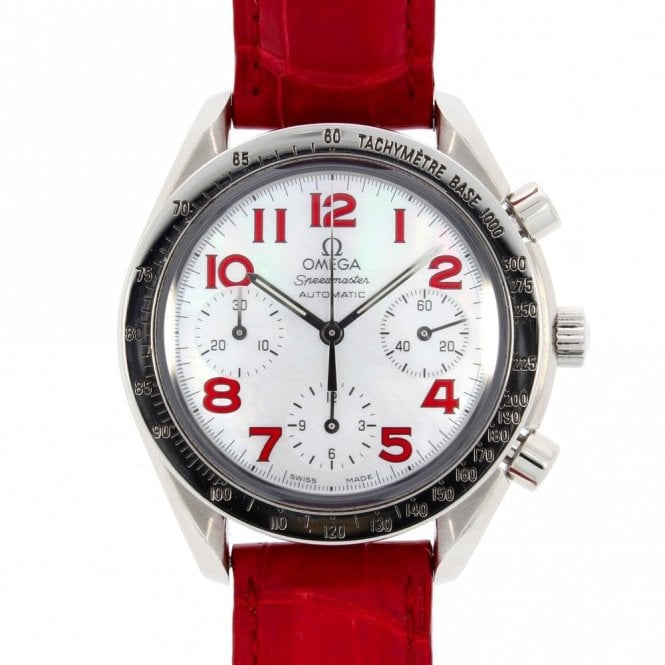 Omega Ladies Speedmaster Auto 38347940