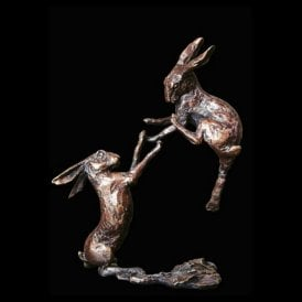 Boxing Hares (2012)