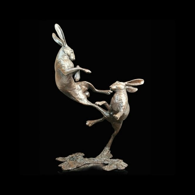 Richard Cooper & Company Medium Hares Boxing (831)