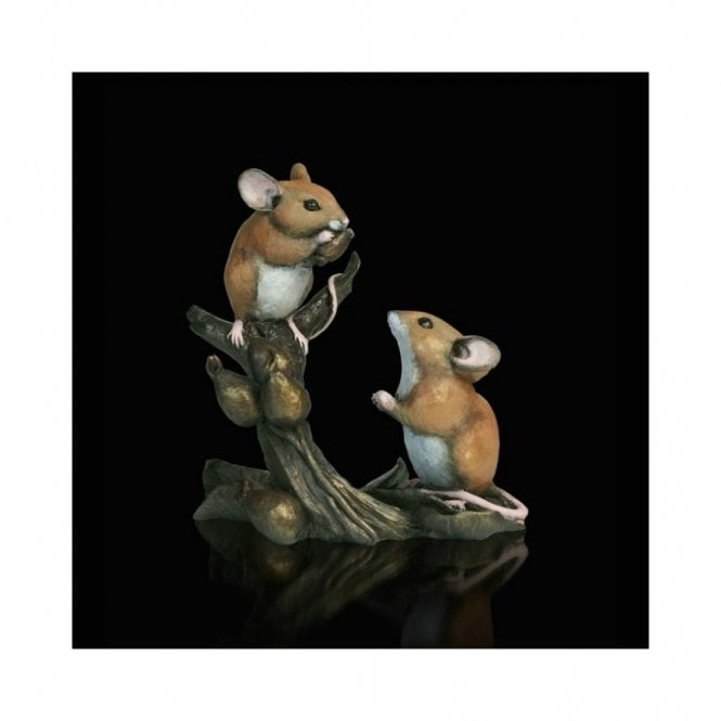 Richard Cooper & Company Mice with Rosehips (232BR)