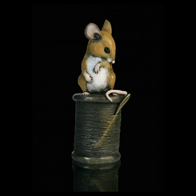 Richard Cooper & Company Mouse on Cotton Reel (230BR)