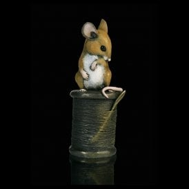 Mouse on Cotton Reel (230BR)