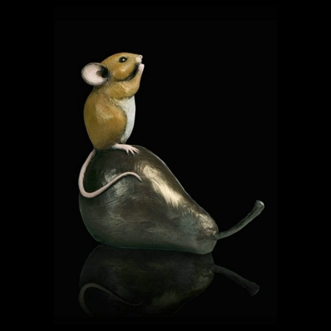 Richard Cooper & Company Mouse on Pear (240BR)
