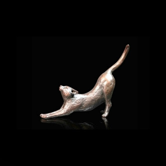 Richard Cooper & Company Small Cat Stretching (1061)