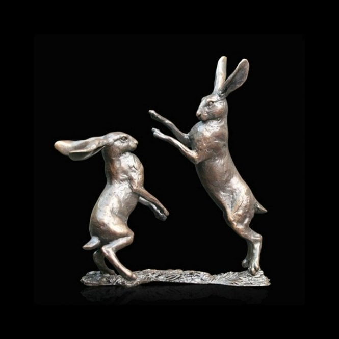 Richard Cooper & Company Small Hares Boxing (830)
