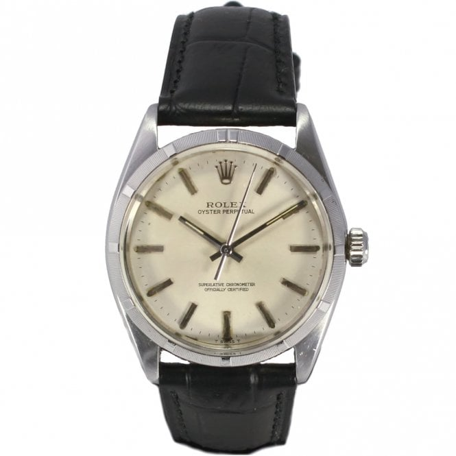Rolex Gents Circa 1960's Oyster Perpetual