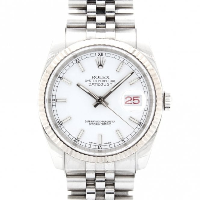 Rolex Gents Oyster Perpetual Datejust 116234