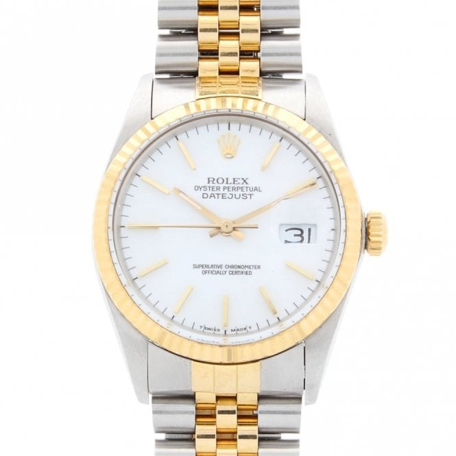 Rolex Gents Oyster Perpetual Datejust 16013