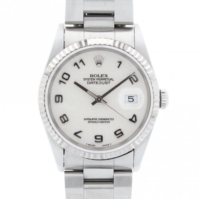 Rolex Gents Oyster Perpetual Datejust 16200