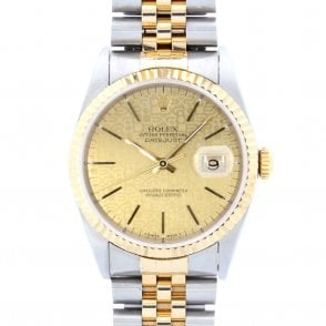 Gents Oyster Perpetual Datejust 16233