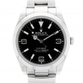 Gents Oyster Perpetual Explorer 214270