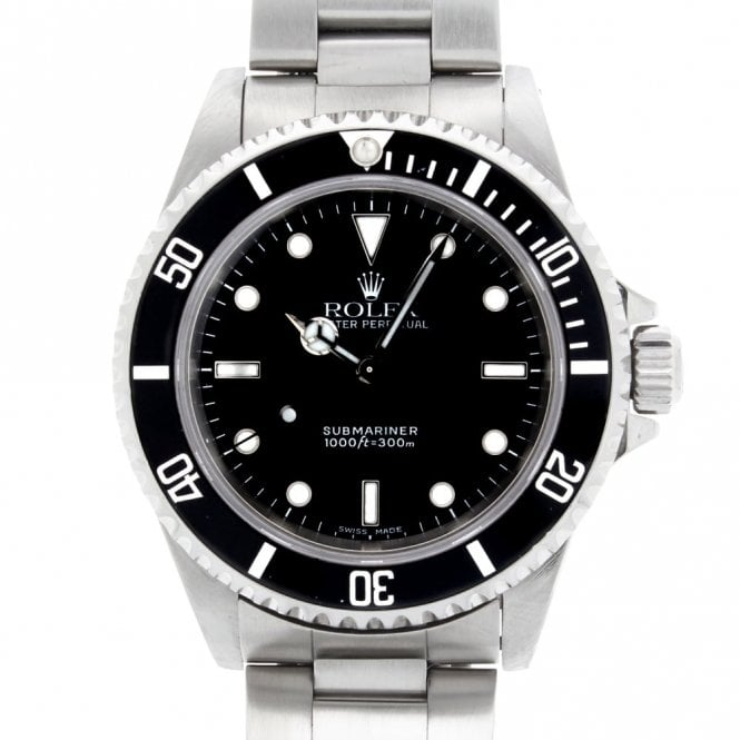 Rolex Gents Oyster Perpetual Submariner Non Date 14060
