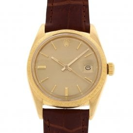 Gents Vintage Oyster Perpetual Datejust 1611