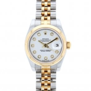 Ladies Oyster Perpetual Datejust 179163