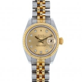Ladies Oyster Perpetual Datejust 179173