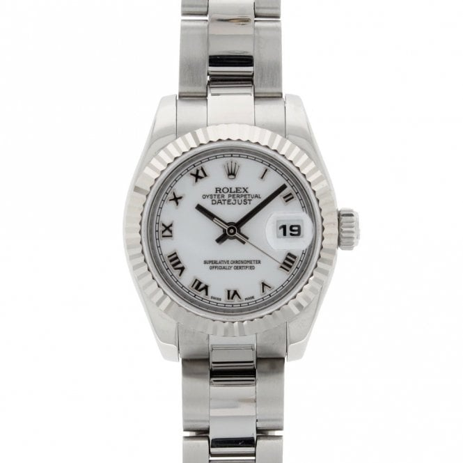 Rolex Ladies Oyster Perpetual Datejust 179174