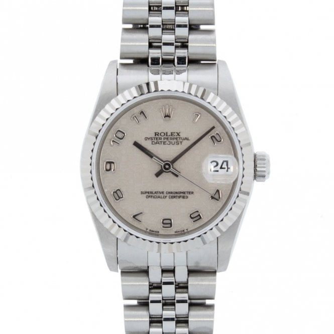Rolex Ladies Oyster Perpetual Datejust 68274