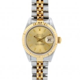 Ladies Oyster Perpetual Datejust 69173