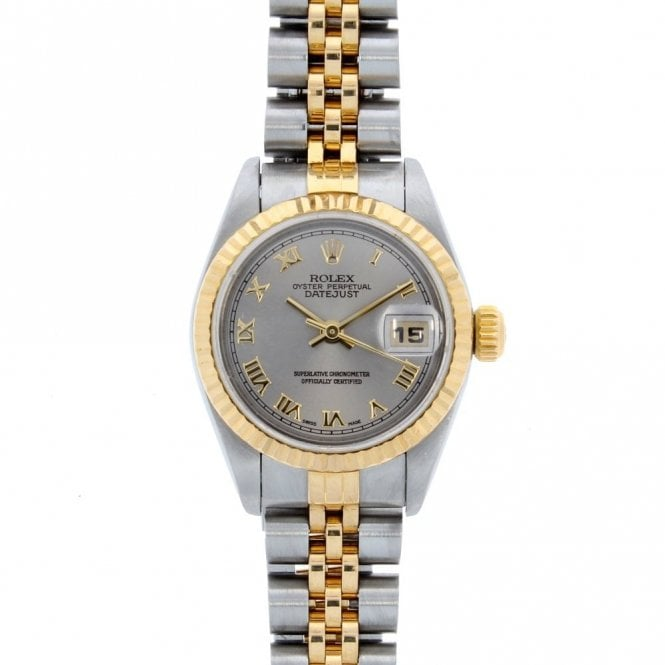 Rolex Ladies Oyster Perpetual Datejust 79173