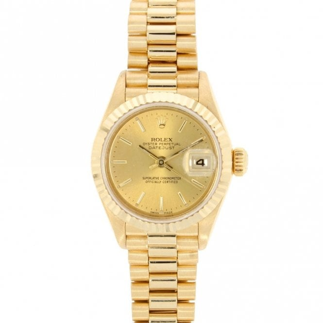 Rolex Ladies Oyster Perpetual Datejust 79178