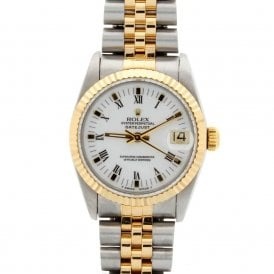 Ladies Oyster Perpetual Datejust Midi 68273