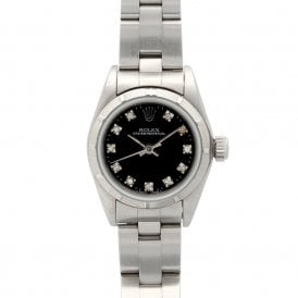 Ladies Oyster Perpetual None Date 76030