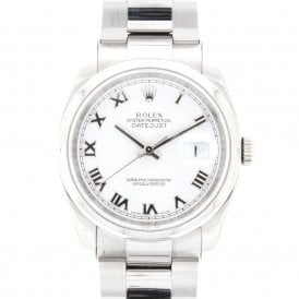 Oyster Perpetual Date Just 116200