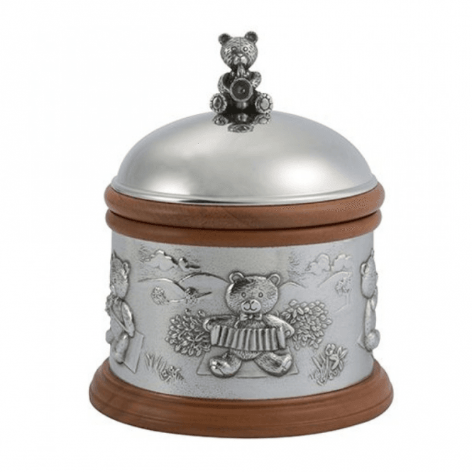 Royal Selangor Teddy Bears Picnic Music Box (016430R)