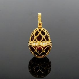 F1305 Faberge Pendant (ref. 6.2.19 NDSS.SS)