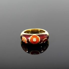 F2883 Faberge Ring (ref. 16.7.18 UDSS.SS)