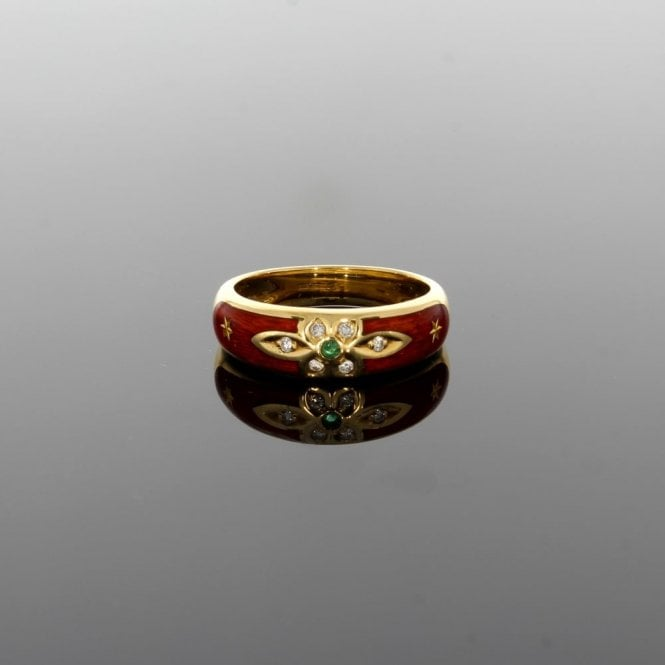 Sold Faberge F1400 Ring (ref. 30.3.19 BEDS.SS)