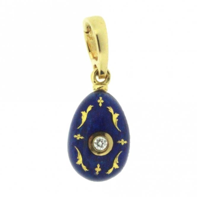 Sold Faberge F1533BL Pendant (Ref. 8.5.17 UUDS.SS)