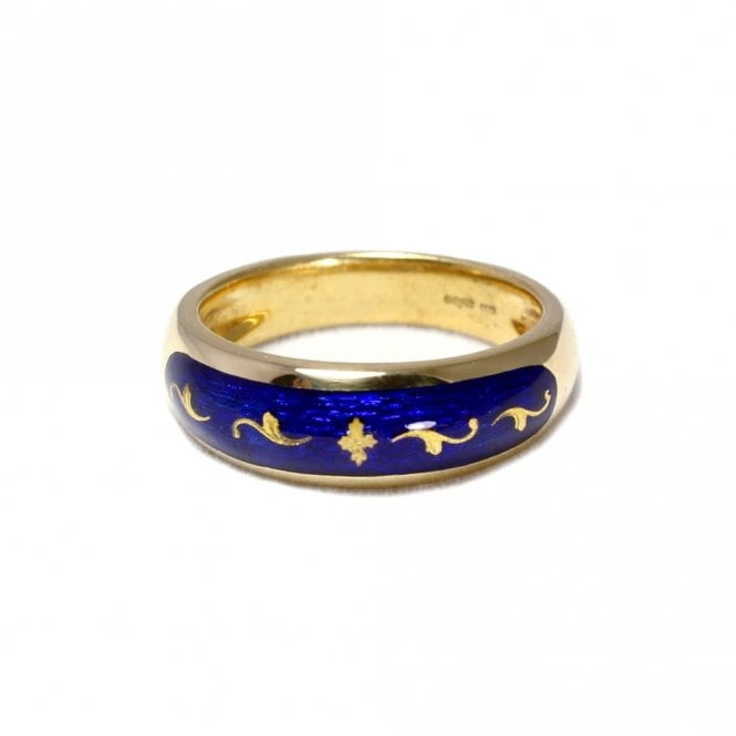 Sold Faberge F1753BL Ring (Ref. 16.1.17 BEDS.SS)