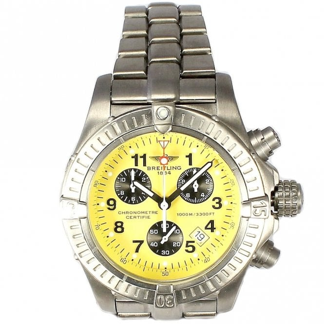 Sold Gents Breitling Chrono Avenger M1 E73360 (Ref. 8.7.17 OEED.SS)