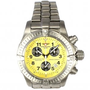 Gents Breitling Chrono Avenger M1 E73360 (Ref. 8.7.17 OEED.SS)