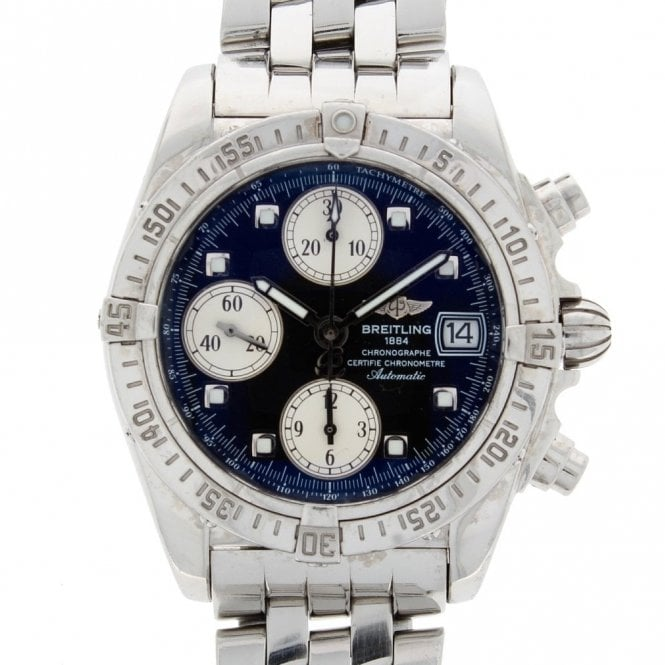 Sold Gents Breitling Chrono Cockpit A13357