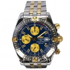Gents Breitling Chronomat Evolution B13356