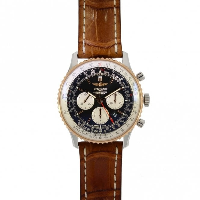 Sold Gents Breitling Navitimer 01/46 UB012721/BE18 (Ref. 04.01.2018 DADO.SS)