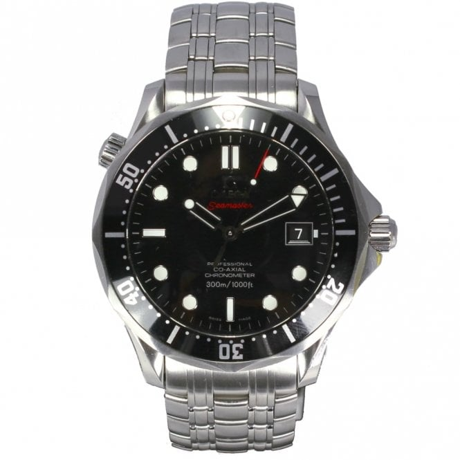 Sold Gents Omega Seamaster Pro 300 21230412001003 (Ref. 12.5.17 BEED.SS)