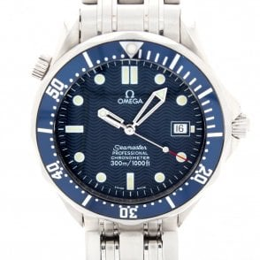 Gents Omega Seamaster Pro 300 2531 80 00 (ref. BAED.SS 09.07.2018)