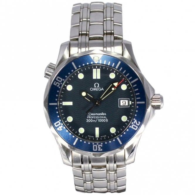 Sold Gents Omega Seamaster Pro 300 25618000