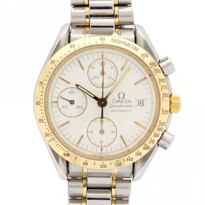 Sold Gents Omega Speedmaster 1750043-3750043 (ref. 17.2.2018 BAED.SS)