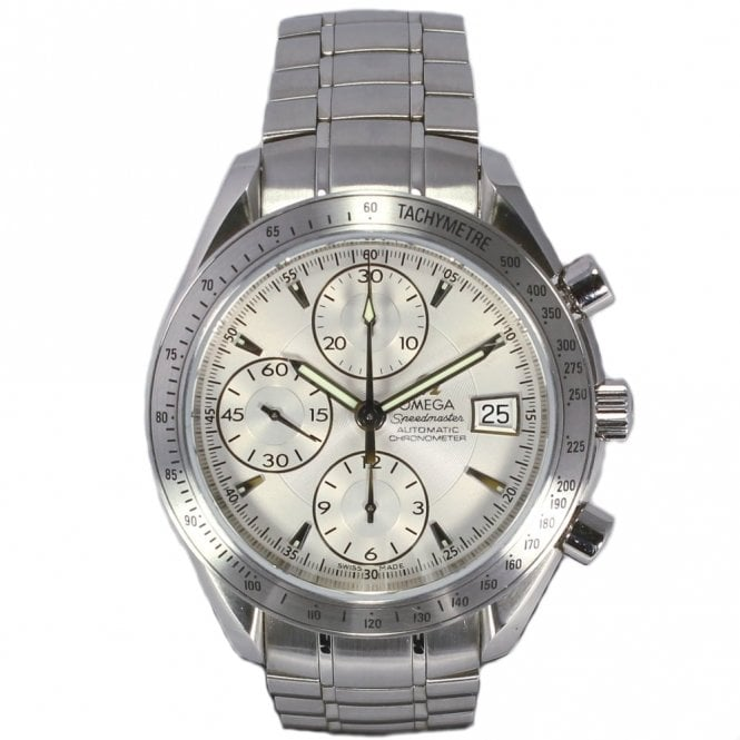 Sold Gents Omega Speedmaster Date 3211.30.00 (Ref. 25.7.17 OSSS.SS)