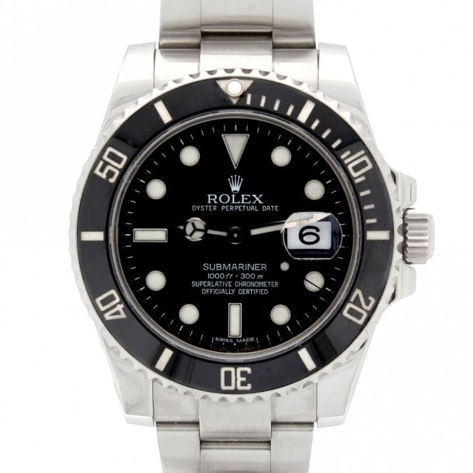 Sold Gents Oyster Perpetual Submariner Date 116610NL (ref. ARDS.SS 8.2018)