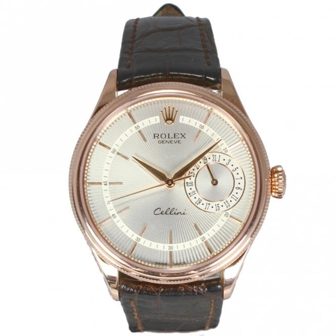Sold Gents Rolex Cellini 50515 (Ref. 2.8.17 BSODS.SS)
