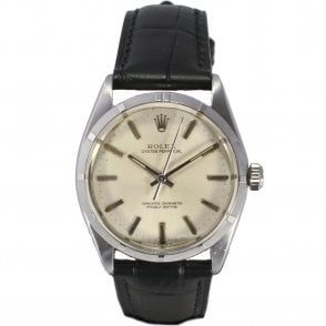 Gents Rolex Circa 1960's Oyster Perpetual (Ref. 21.10.17 OUSS.SS)